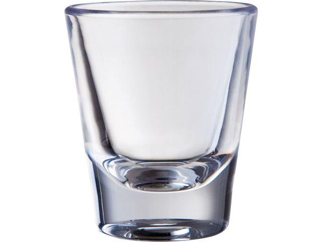 Snapseglas, 10 cl. 2 stk.