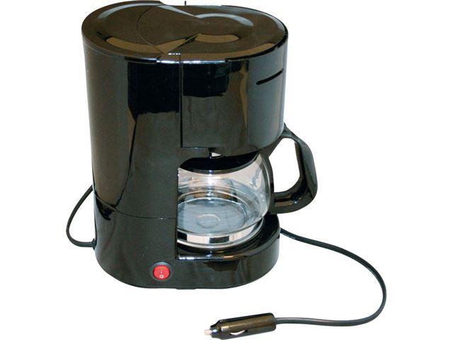 Kaffemaskine med kande, 12 V