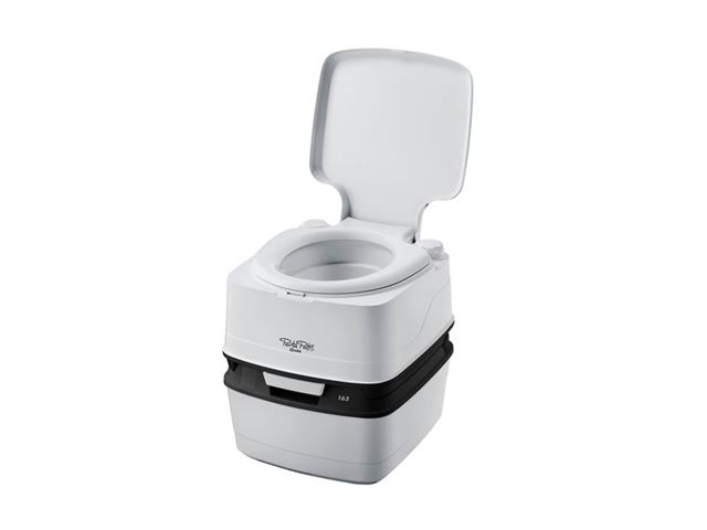 Kemisk toilet - Porta Potti 165, gråt