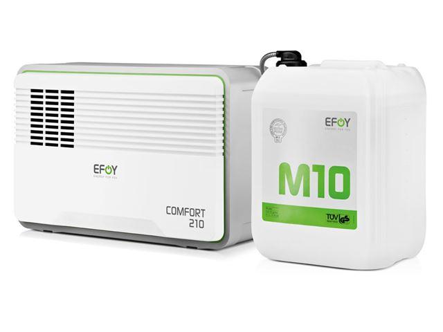EFOY Comfort 210 - energi på farten