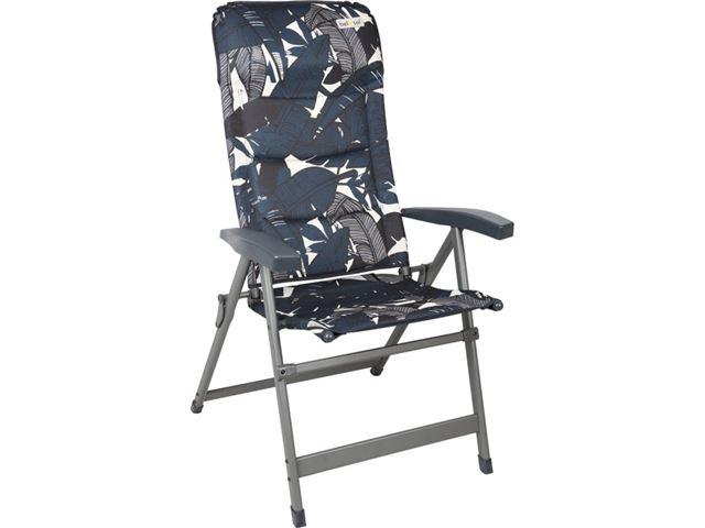 BelSol høj stol med alu-stel