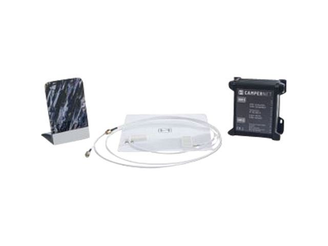 Campernet-LTE/WLAN router m. antenne.