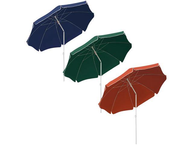 Parasol, Ø 200 cm.