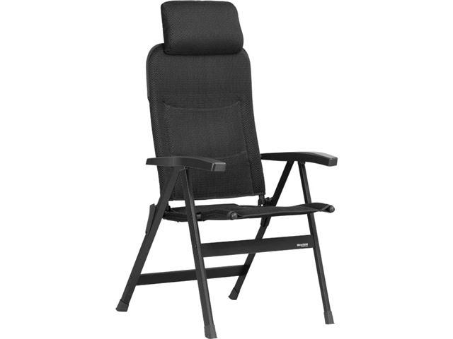 Westfield ergonomisk campingstol, Performance-serien. Royal Ergofit/antracit.