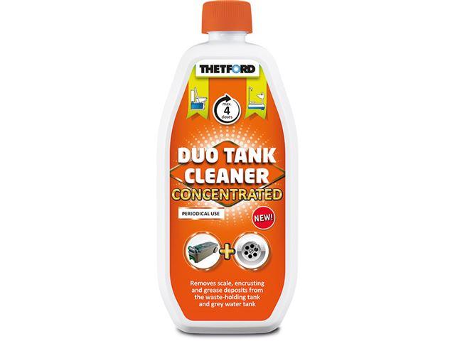 Duo Tank Cleaner, 0,8 liter. Koncentreret