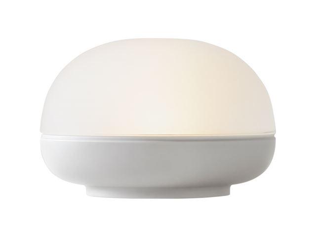 Rosendahl Soft Spot LED, Ø9 cm. Offwhite.