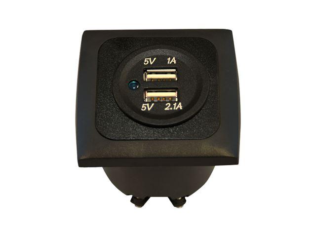 Stikdåse USB C-Line