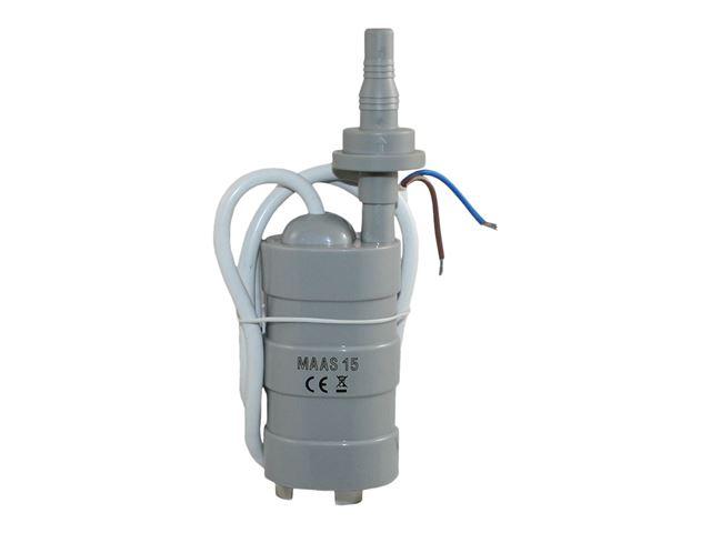 Dykpumpe 12V 15L/min