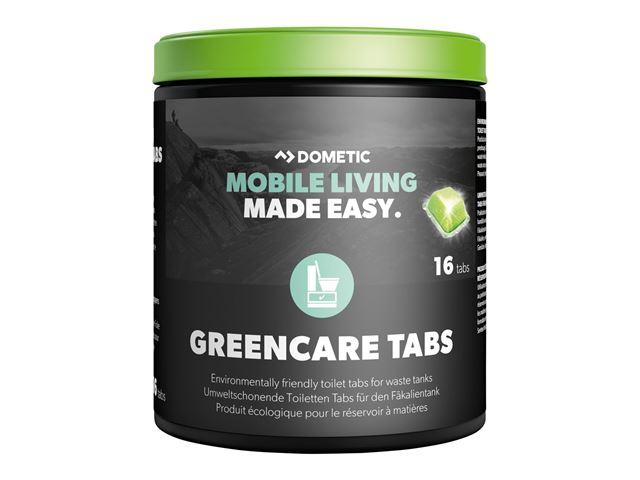 "Toilettabs ""Dometic Greencare Tabs"""