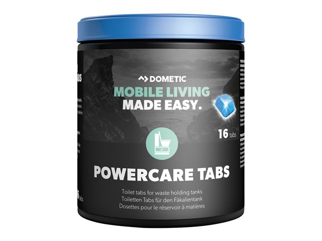 Dometic PowerCare Tabs til bundtanken