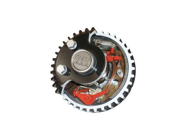 Bremsebakkesæt AAA (4 stk.) 200x50