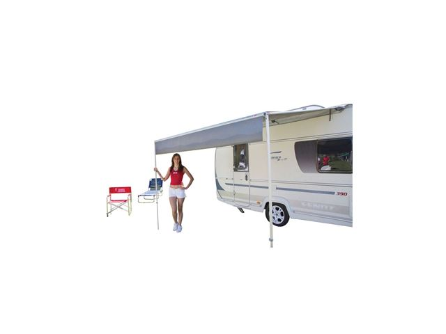 Posemarkise Fiamma Caravanstore XL 550 - Royal Grey
