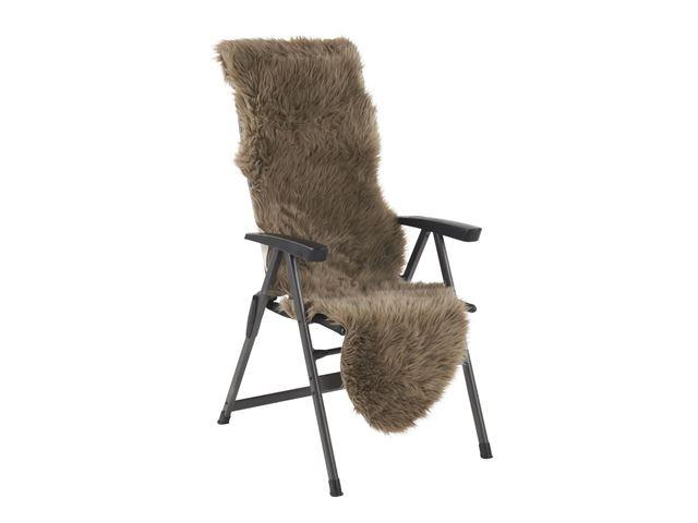 Pelsskind til stol