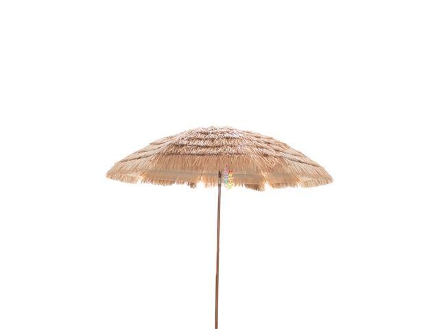 Parasol Ø: 240 cm. Tiki