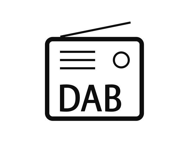 Modtager DAB+ for Blaupunkt og Dometic system