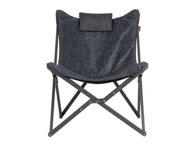 Urban Outdoor Collection Edmonton Lounge-Foldestol - lav ryg