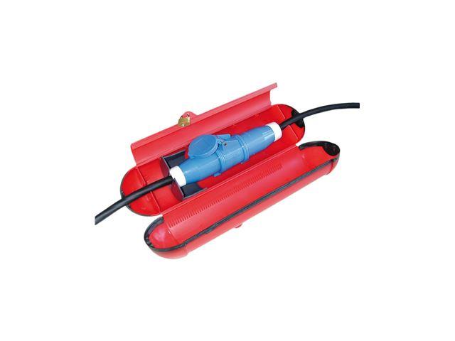 Beskyttelsedåse til kabel