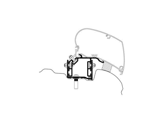 Adapter Thule 6200 | 6300