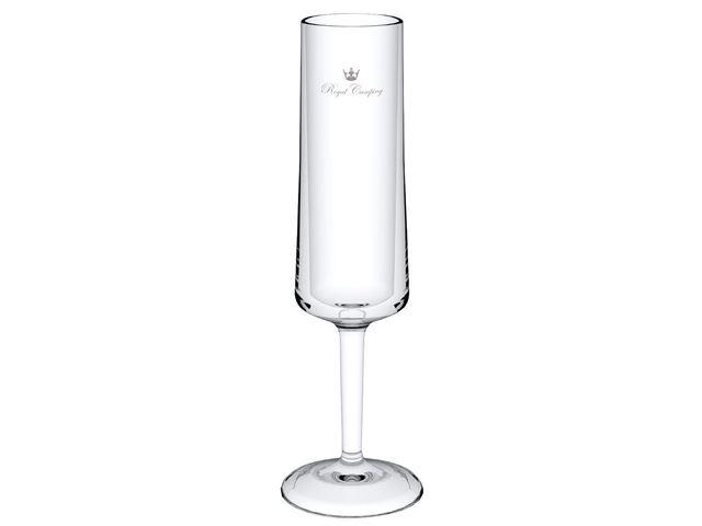 """Champagneglas """"Royal Camping"""""""