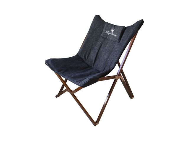 "Foldestol ""Royal Camping | Elegant"""