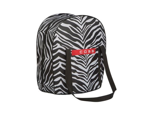 Coob Premier + Taske  til grill - Zebra
