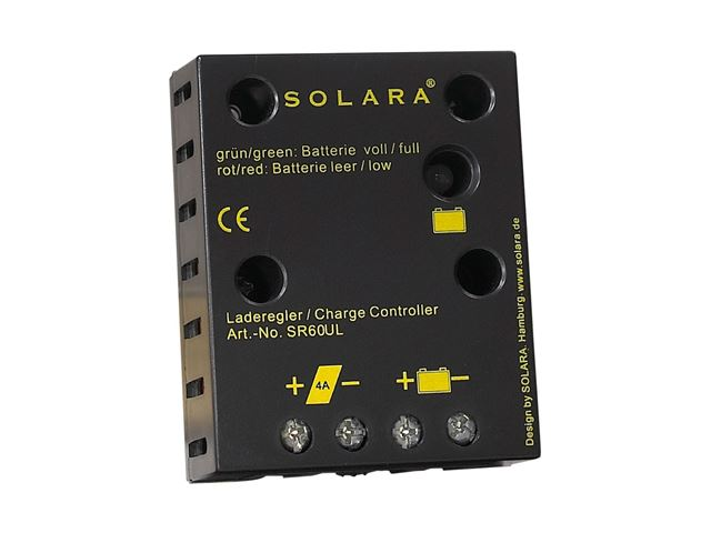 Regulator til solcelle 12V