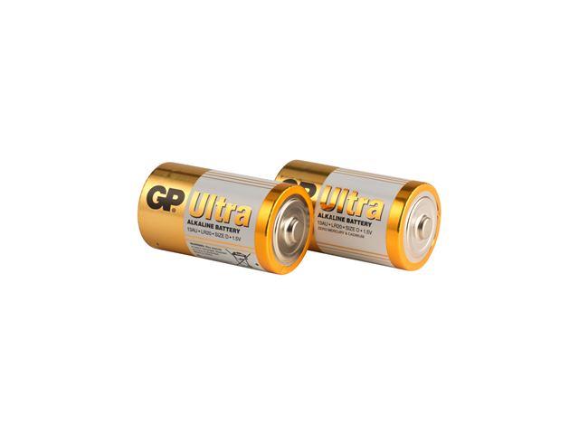 Batteri LR20/D 1,5 Volt