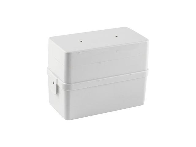 Batterikasse grå