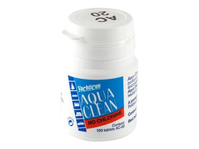 Aqua Clean 100 tabletter (20L pr. stk)