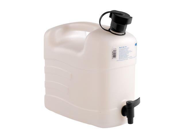 Vanddunk 15 L med hældetud og aftapningshane