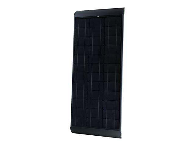 """Solcellesæt """"NDS 115W blackline"""""""
