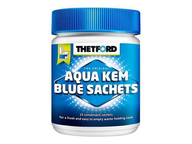 """Toiletkemi """"Thetford Aqua Blue Sachets"""""""