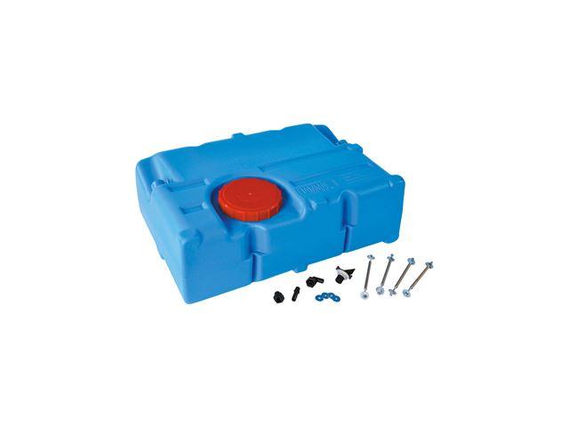 Friskvandstank  70ltr.  blå