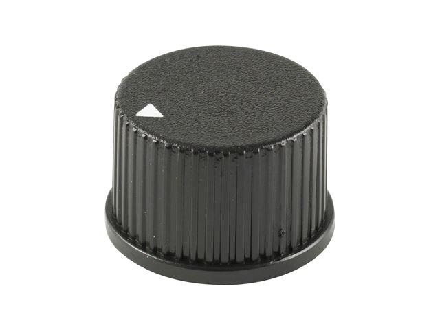 Reg.knap til gas grå (lille)