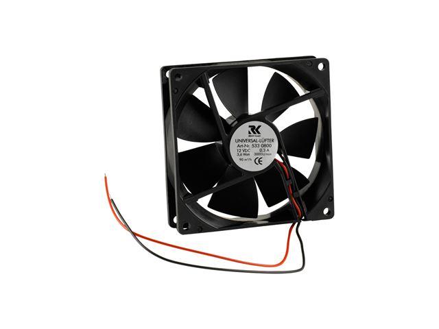 Ventilator 12 V 2,6 W