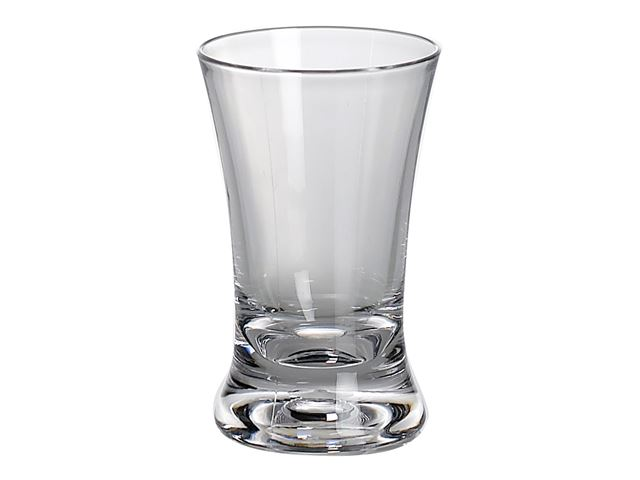 "Snapseglas ""Gimex"" 2 cl."