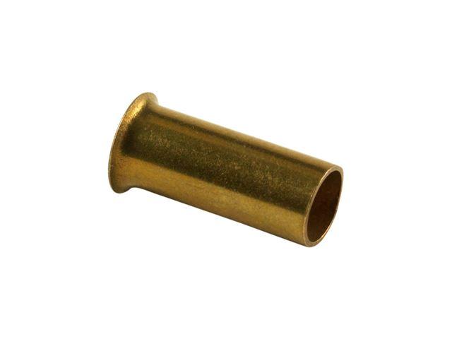Støttebøsning til kobberrør