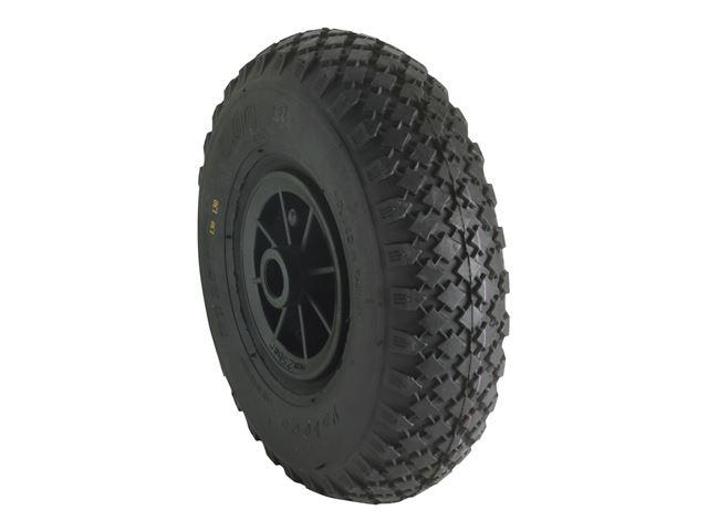 Lufthjul med plastfælg 260x85