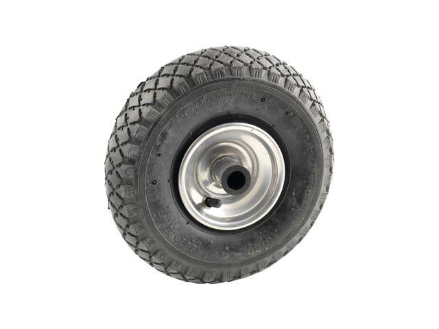 Lufthjul med metalfælg 260x85