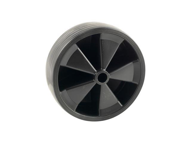 Hjul med plastfælg 215 x70 mm