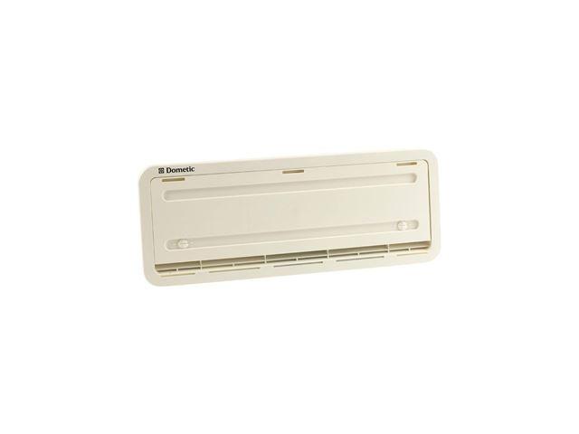 Køleskabsrist nederst hvid