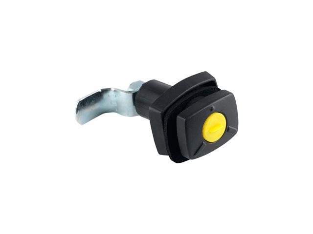 Gaskasselås uden låsecylinder