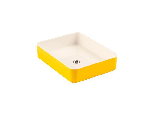 """Bakke """"Gimex Lemon Green"""" 18x14 cm."""