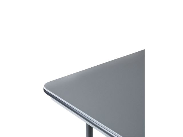 Bord med fast bordplade Wecamp DeLite 120 x 80 cm