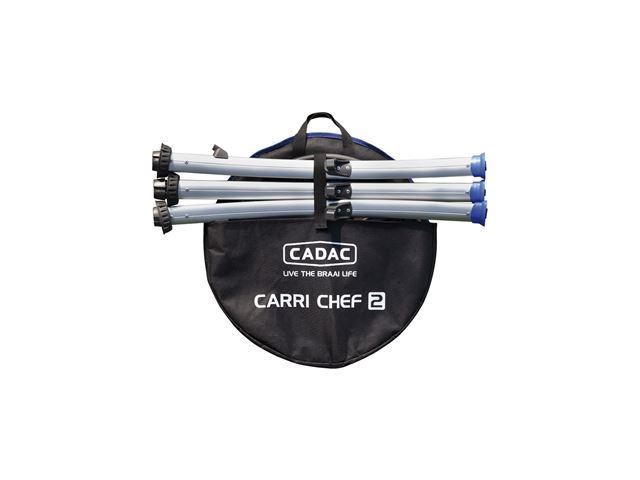 Gasgrill til gasflaske Cadac Carri Chef 2