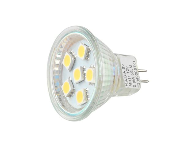Pære LED MR11 12V/1,5W
