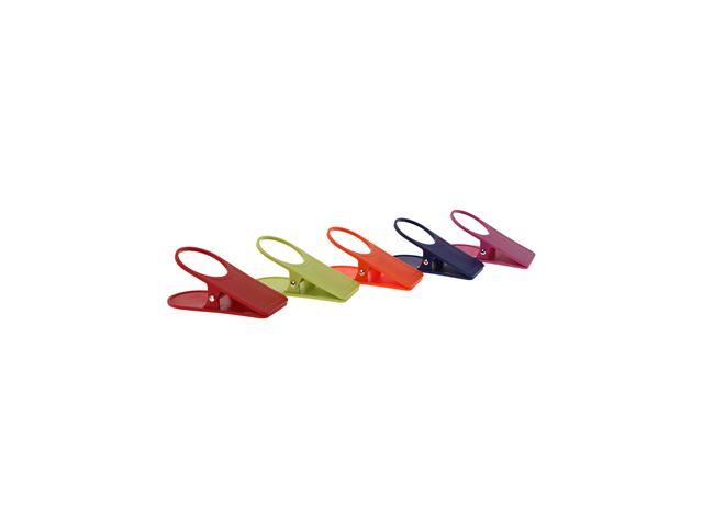 Kopholder - Clip On i assorterede farver