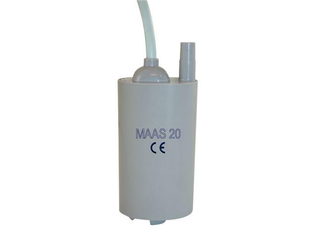 Dykpumpe 12V 20L/min