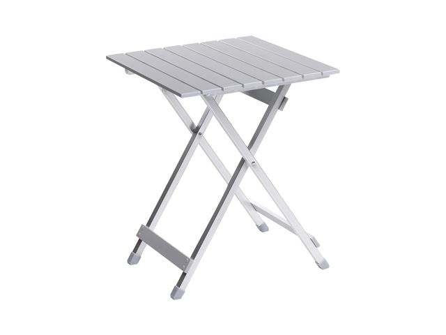 Klapbord aluminium 50 x 50 cm WeCamp