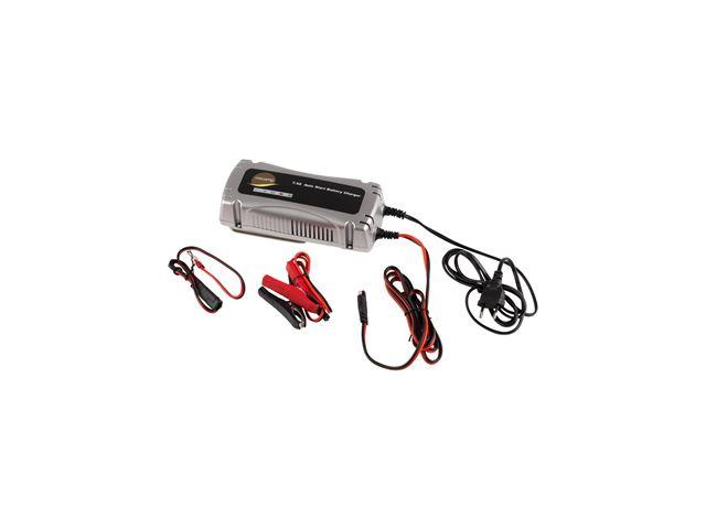 Batterilader Autostart 12V 7,5A